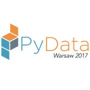 PyData Warsaw 2017 logo